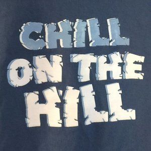 Chill on the Hill, Youth S/S Tee, NWT